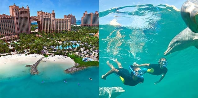 Atlantis Is An Unbelievable Resort That Features A Variety Of Accommodations All Built Around 141 Acre Waterscape Comprised Over 20 Million Gallons