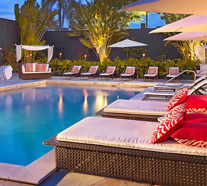 PGA NATIONAL RESORT AND SPA WEST PALM BEACH, FLORIDA POOL